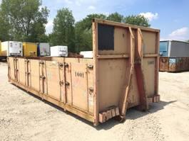 andere Container Universal Schottenbak 25m³ containerbak container