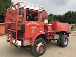 fire truck Renault JN1 4X4 **6CYLINDER-WINCH** 1980