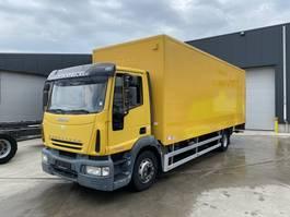 closed box truck > 7.5 t Iveco EUROCARGO 14E18 2005