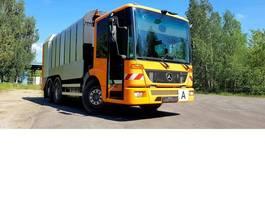 garbage truck Mercedes-Benz 2629 Econic Faun Rotopress 518 Zöller 2301 2009