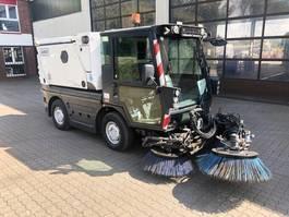 road sweeper Schmidt Swingo 200 Kehrmaschine 3 Besen 2011