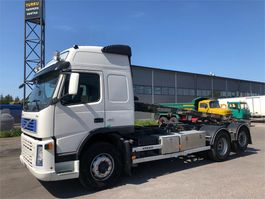 container truck Volvo FM D13-480  Globetrotter 2009