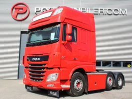 cab over engine DAF DAF XF460 6x2/4 Twensteer 2017