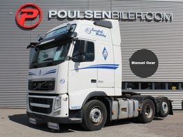 cab over engine Volvo FH 500 6x2 3000mm 2012