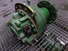 Hydraulic system truck part Poclain Hydraulics hydro motor MS11-1-G21-A11-1G20-5E00 2002