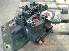 Hydraulic system truck part Volvo L180H 3-4e funktion 11445348 2014