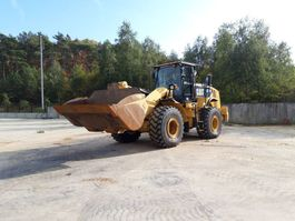 wheel loader Caterpillar 950 K 2012