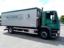 tipper truck > 7.5 t Iveco Eurotech 190 190e27 benne souflerie AVEC TUYAUX 2001