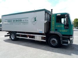 tipper truck > 7.5 t Iveco EUROTECH 190e27 benne souflerie AVEC TUYAUX
