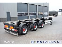container chassis semi trailer Renders ROC 16.27CC | X-STEERING 8 20-30-40-45ft HC * DISC BRAKES 2008