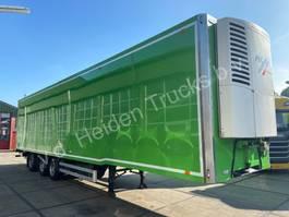 refrigerated semi trailer HRD HRD FPLB3Z | Frigo | Flower-transport 2008
