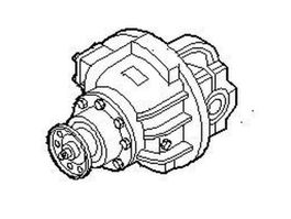 Differential truck part Iveco Differential, Drive Axle