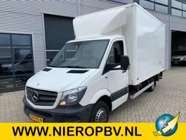 closed box lcv < 7.5 t Mercedes Benz SPRINTER 513cdi bakwagen laadklep 2014