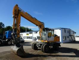 wheeled excavator Liebherr A904 C Litronic SW + hydr. GL 2011