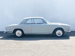 other passenger car BMW 3200 CS Coupe Bertone Modellpflege 3200 CS Coupe Bertone Modellpflege 1964