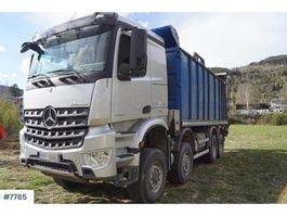 other construction machine Mercedes Benz Arocs 2015