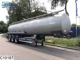 tank semi trailer semi trailer Trailor Fuel 39948 Liter,  9 Compartments,  0,44 bar 1996