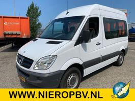 minivan – bus osobowy Mercedes Benz SPRINTER 213CDI 7 PERSOONS AUTOMAAT 2013