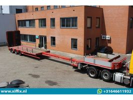 semi lowloader semi trailer Nooteboom 3-ass. Uitschuifbare semi dieplader met dubbele hydr. kleppen // 3x gest... 2013