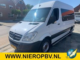 minivan – bus osobowy Mercedes Benz SPRINTER 311CDI L2H2 AIRCO 9 PERSOONS-----INVALIDE VERVOER 2008