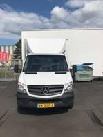 closed box lcv < 7.5 t Mercedes Benz Sprinter 313CDI Meubelbak + klep AIRCO 2016