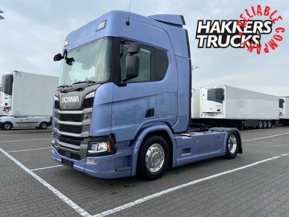 trattore stradale Scania R450 SPECIAL , ALCOA,LEER,METALLIC 2017
