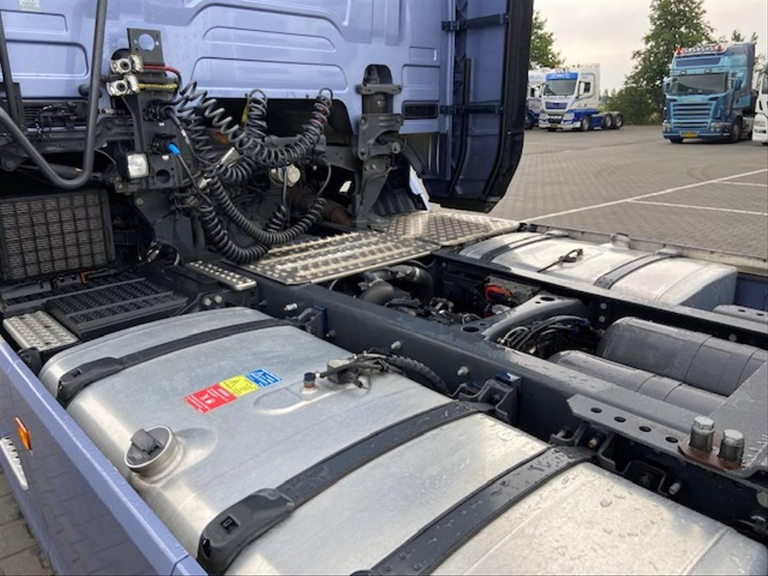 caminhão trator Scania R450 SPECIAL , ALCOA,LEER,METALLIC 2017