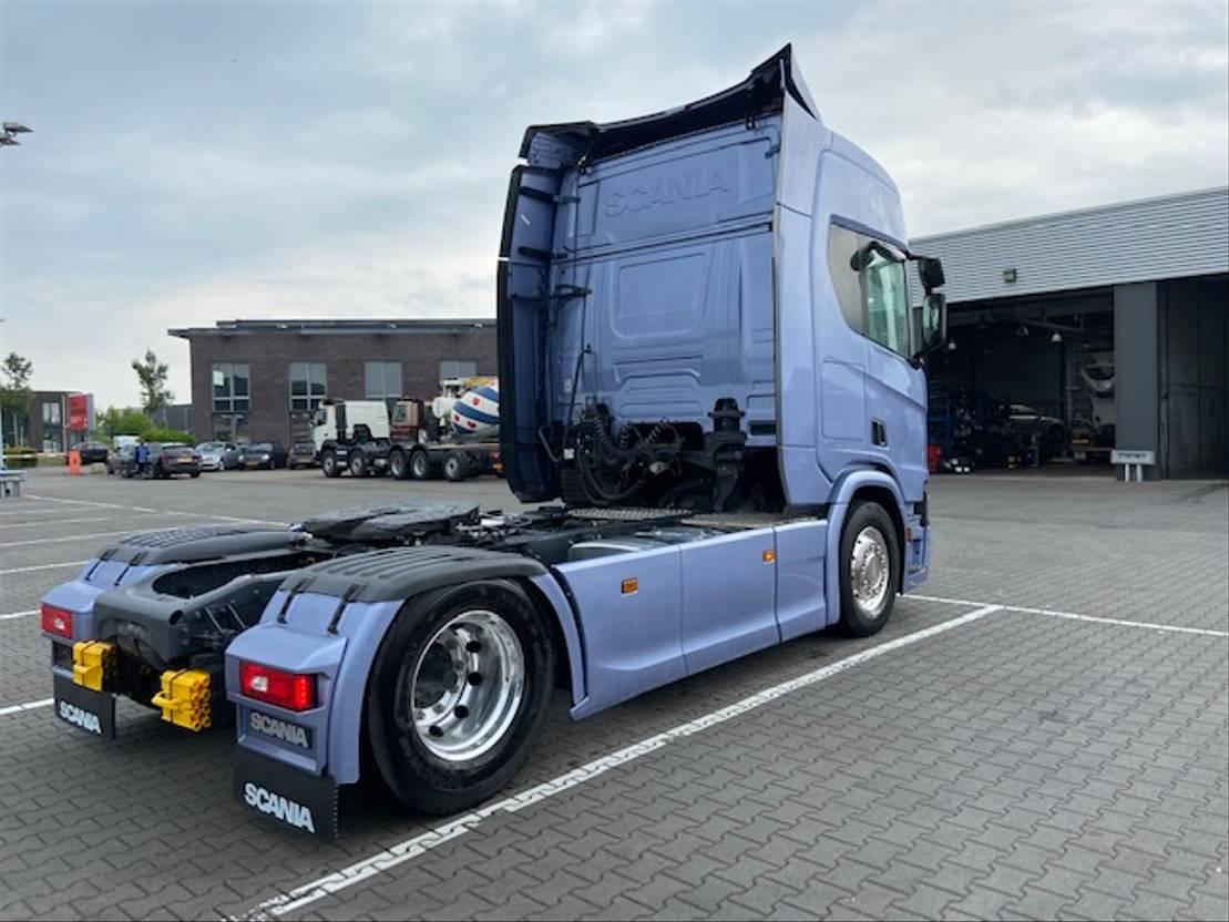 Standard SZM Scania R450 SPECIAL , ALCOA,LEER,METALLIC 2017