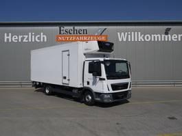 refrigerated truck MAN TGL 12.180, Carrier Supra 1250 MT, LBW 1t, Blatt / Luft 2014