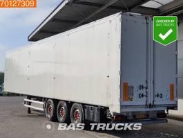 walking floor semi trailer Kraker CF200 91m3 *New Floor!* 6mm Walkingfloor 2008