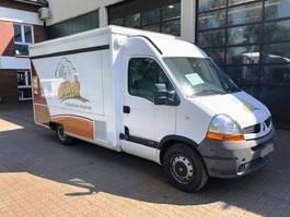food truck lcv Renault Master Borco-Höhns Verkaufsfahrzeug 2010
