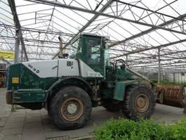 wheel loader Werklust WG18D 2002