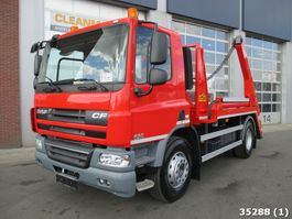 container truck DAF FA 75 CF 360 Euro 5 EEV 2014