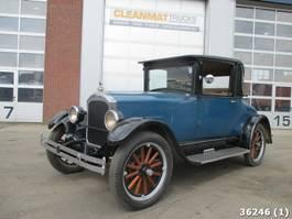 voiture coupé Durant motors Star Six Coupe 795 1926