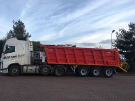 walking floor semi trailer Fliegl ASS 372 SCHWERGUT