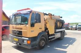 vacuum truck MAN 14.224 4x2 Vacuum Truck.