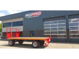 drop side full trailer AGPRO 2 AS 2 AS 2020