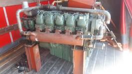 Engine truck part Mercedes-Benz motor 4 stuks
