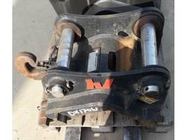 quickcoupler equipment part Verachtert CW30 2015