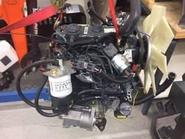 Engine truck part Kubota 3-cilinder Kubota motor. Vermogen 13,3 PK / 9,9 kW 2019