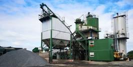 Asphalt mixing plant Ammann 160 tph