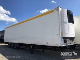 refrigerated semi trailer Schmitz Cargobull Diepvriesopbouw Multitemp Dubbeldeks 2015