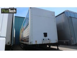 refrigerated semi trailer Ekeri L3 skaphenger 2008