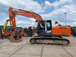 crawler excavator Hitachi ZX 210 2011