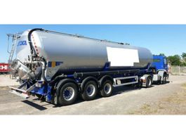 other semi trailers Feldbinder KIP 40.3 BPW Dsic / Leasing 2013