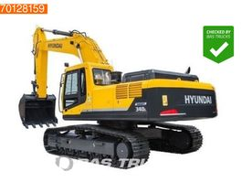 crawler excavator Hyundai R340 L NEW UNUSED - Coming end July 2020