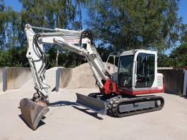 crawler excavator Takeuchi TB175 TP (Two Piece Boom) 2007