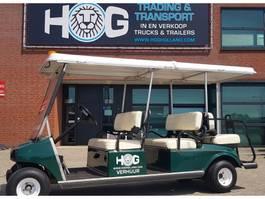 wózek golfowy Club-car clubcar ds 6 persoons villager 4