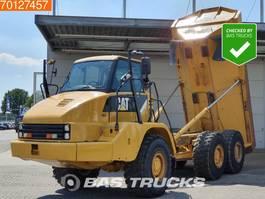 wheel dump truck Caterpillar 725 Good tyres - EPA - A25 - Dump truck 2011