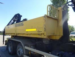 Crane truck part Hiab AFZET CONTAINER + HIAB 160 KRAAN 1996